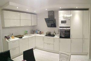 Современная угловая кухня - Мебельная фабрика «МК АртСити»