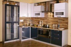 Современная угловая кухня - Мебельная фабрика «ARC мебель»