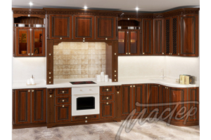 Современная угловая кухня - Мебельная фабрика «Мебель-мастер»