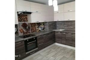Современная угловая кухня - Мебельная фабрика «АртСити»