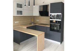 Современная угловая кухня - Мебельная фабрика «Мебель Шик»