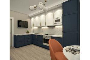 Современная угловая кухня - Мебельная фабрика «SaEn»