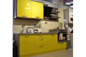 Современная яркая кухня - Мебельная фабрика «Антей»