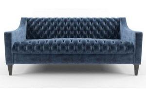 Современный диван с каретной стяжкой - Мебельная фабрика «Alternativa Design»