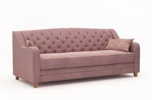 Современный диван с каретной стяжкой Даллас - Мебельная фабрика «Правильная мебель»