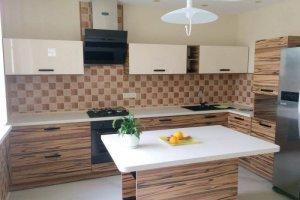 Современный кухонный гарнитур - Мебельная фабрика «ARC мебель»