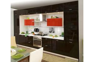 Современный кухонный гарнитур - Мебельная фабрика «МЭК»