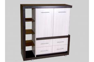Современный многофункциональный комод КМ-2 - Мебельная фабрика «Дисконт (МиКаЭла)»
