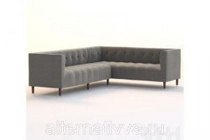 Современный угловой диван ALDES 16 - Мебельная фабрика «Alternatиva Design»