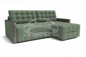 Современный угловой диван Бренд - Мебельная фабрика «Скорпион»
