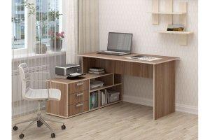 Стол письменный СП ЛДСП 004 - Мебельная фабрика «МИКС»
