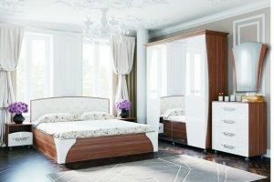 Спальная мебель Лагуна 7 - Мебельная фабрика «Олеся»