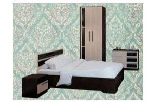 Спальная мебель Эдем 4 - Мебельная фабрика «Алекс-мебель»