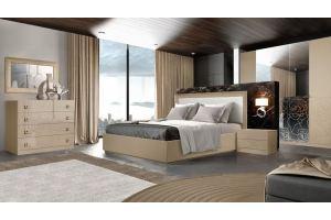 Спальная мебель Роза 3 - Мебельная фабрика «Ярцево»