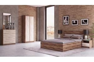 Спальная мебель Тоскана 5 - Мебельная фабрика «IRIS»