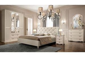 Спальная мебель Венеция 4 - Мебельная фабрика «Ярцево»
