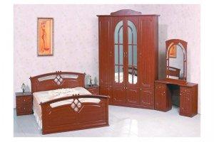 Спальня 01 - Мебельная фабрика «Модерн»