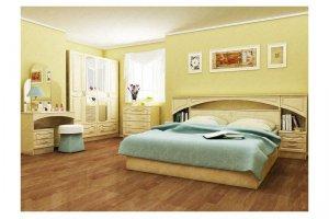 Спальня 02 - Мебельная фабрика «Модерн»