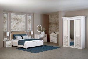 Спальня МФД Адель - Мебельная фабрика «Яна»