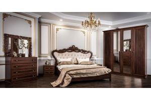 Спальня  АФИНА Караваджо - Мебельная фабрика «Эра»