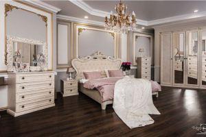 спальня Афина корень ясеня - Мебельная фабрика «Эра»