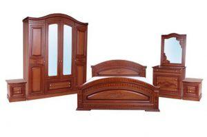 Спальня Афродита - Мебельная фабрика «Мы»