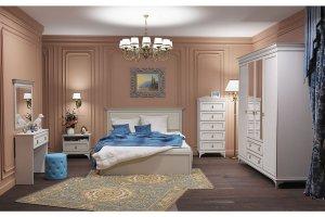 Спальня Агата 2 - Мебельная фабрика «Заречье»