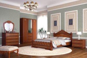 Спальня Александра - Мебельная фабрика «DM- darinamebel»