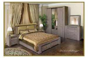 Спальня Александра - Мебельная фабрика «ЭдРу-М»