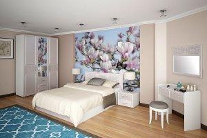 спальня Александра - Мебельная фабрика «Комодофф»