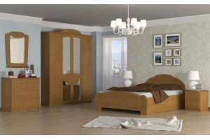 Спальный гарнитур Александрина (модульная система) - Мебельная фабрика «Гермес»