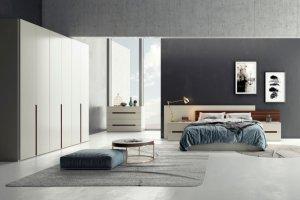 Спальня ALMA - Мебельная фабрика «EUROPRESTIGE»
