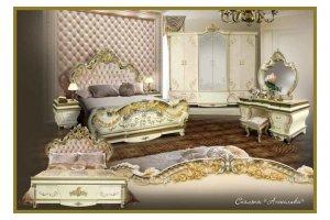 Спальня Анжелика - Мебельная фабрика «ЭдРу-М»