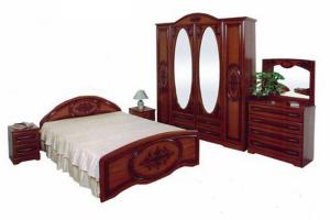 Спальня Анжелика - Мебельная фабрика «МЫ (ИП Золотухин С.В.)»