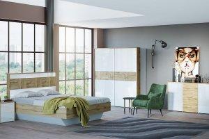 Спальня Аризона 2 - Мебельная фабрика «Милана»