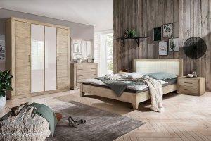 Спальня Байс 2 - Мебельная фабрика «Пинскдрев»