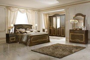 Спальня Беатрис 1 - Мебельная фабрика «Пинскдрев»