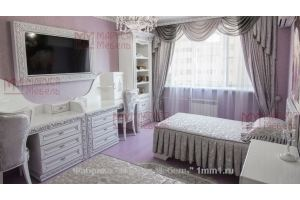 Спальня белая - Мебельная фабрика «Маруся Мебель»