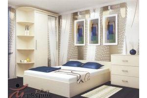 Спальня белая Челси - Мебельная фабрика «Меркурий»