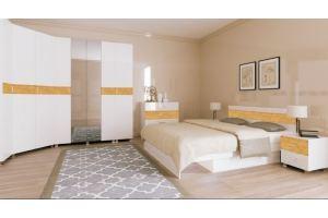 Спальня белая Santa Monica - Мебельная фабрика «Квадро-М»