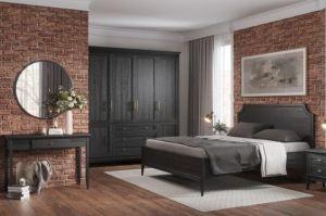 Спальня Берген Dark - Мебельная фабрика «Свобода»
