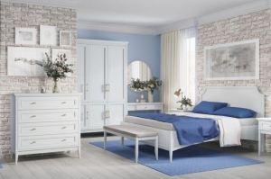 Спальня Берген White - Мебельная фабрика «Свобода»