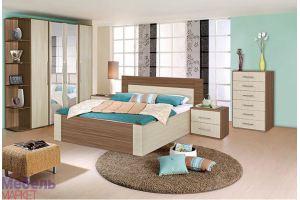 Спальня Берта 1 - Мебельная фабрика «Мебель-маркет»