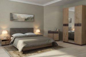 Спальня  Бруно - Мебельная фабрика «Интеди»
