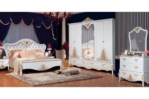 Спальня царская Стелла 6 Д - Мебельная фабрика «Слониммебель»