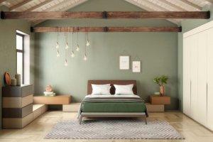 Спальня DALIA - Мебельная фабрика «ЕВРОПЛАК»