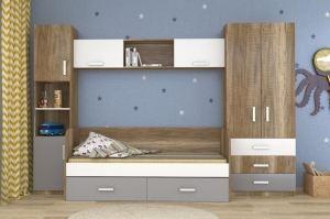 Спальня для мальчика Каньон - Мебельная фабрика «БонусМебель»
