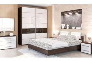 Спальня для взрослых Николь - Мебельная фабрика «Эдельвейс»
