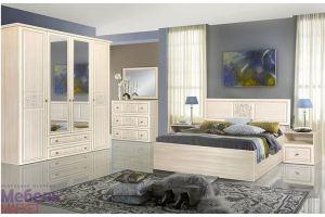 Спальня Джина - Мебельная фабрика «Мебель Маркет»