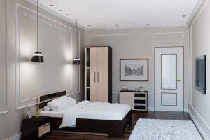 Спальня Эдем-2 - Мебельная фабрика «Новосибирская Мебель»